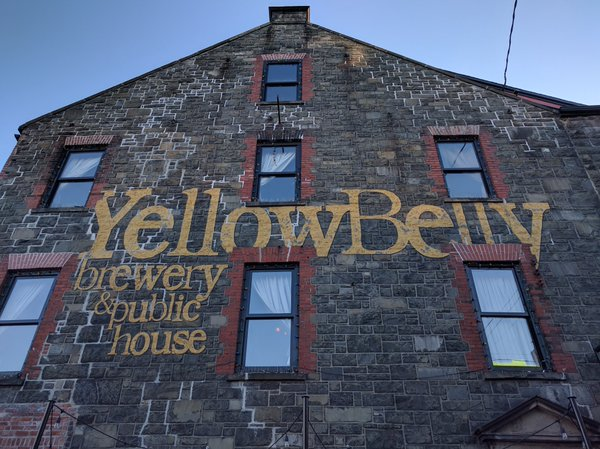 YellowBelly Brewery and Public House, a national historic site