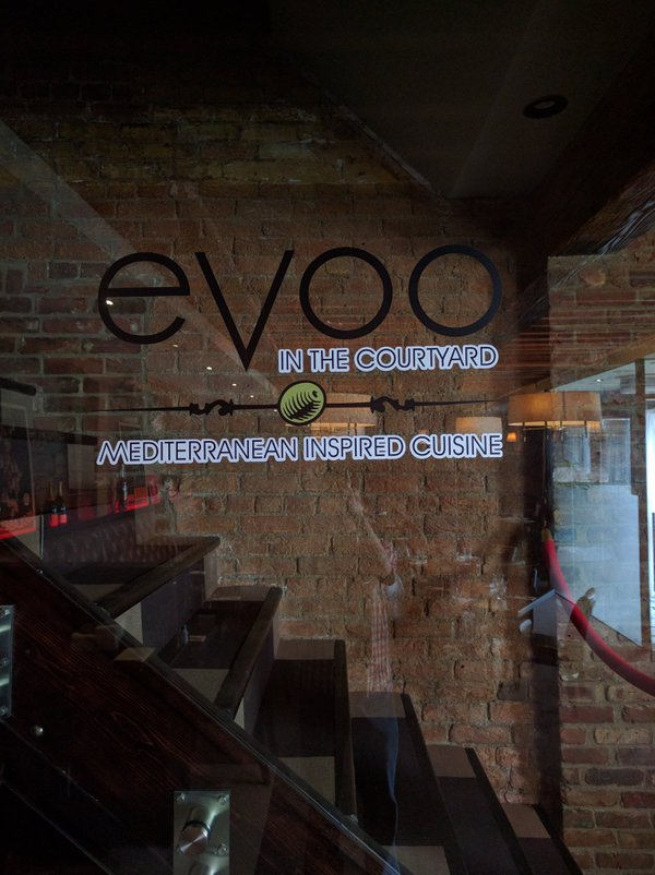 Evoo in the Courtyard | Review | St. John's, Newfoundland