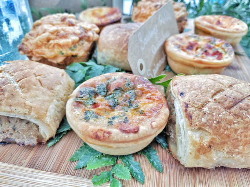 Travelling Foodie Eats North Shore Pie Co at Taste of New Zealand