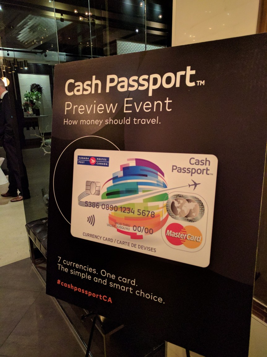 MasterCard Cash Passport Preview Event | Toronto, Ontario, Canada