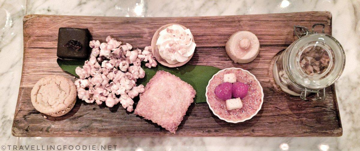 Travelling Foodie Eats Baker's Block at Public House in The Venetian Las Vegas Nevada