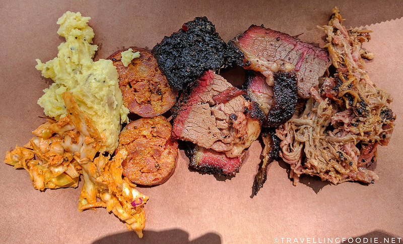 Gourdough's, Torchy's, La Barbecue, Weige Knives and Olamaie | Bold Food: Austin, Texas Tour Day 2