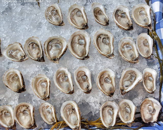 Rodney's Oyster House at Montecito Summer Farmers Market