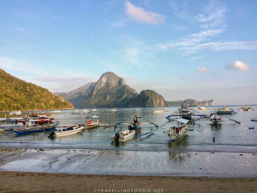 5 Beautiful Islands in El Nido | Palawan,Philippines