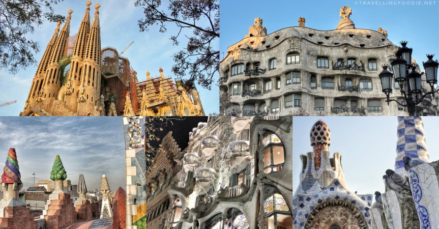 5 Must-See Gaudi Buildings in Barcelona, Spain
